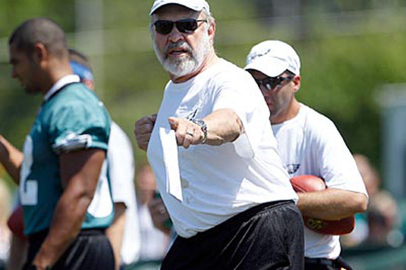 Will Eagles' Howard Mudd return next season?