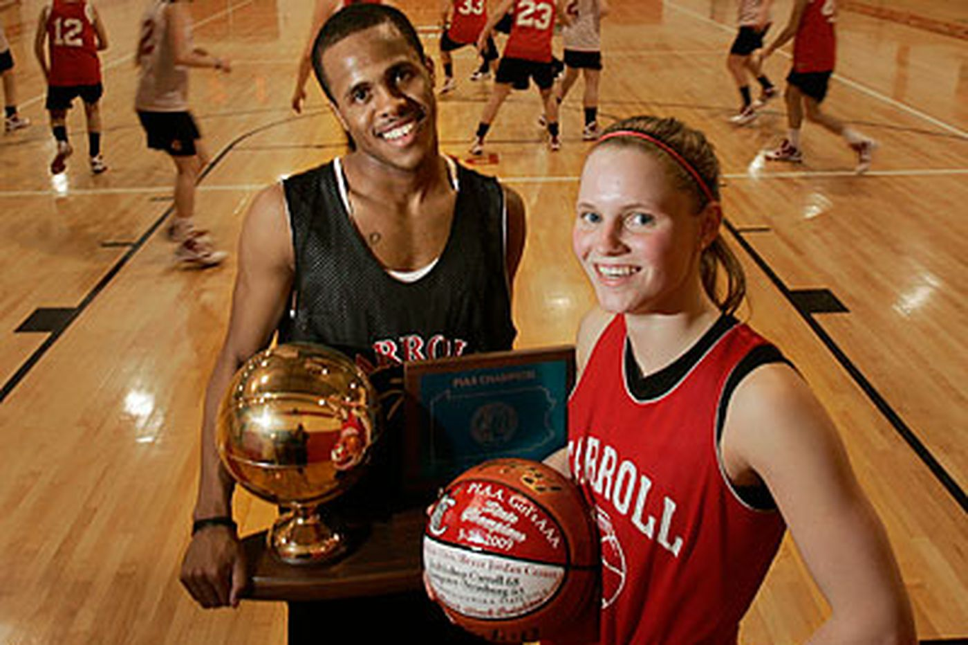 COVER STORY: Archbishop Carroll defends double titles