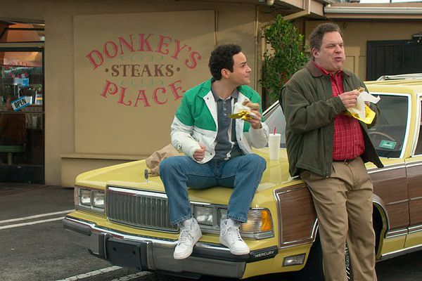 Best cheesesteak? It's Donkey's Place in Camden, per 'The Goldbergs'