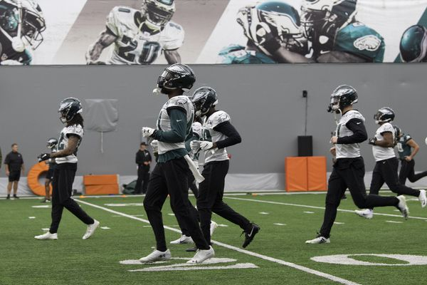 What to watch in Eagles-Saints   Early Birds