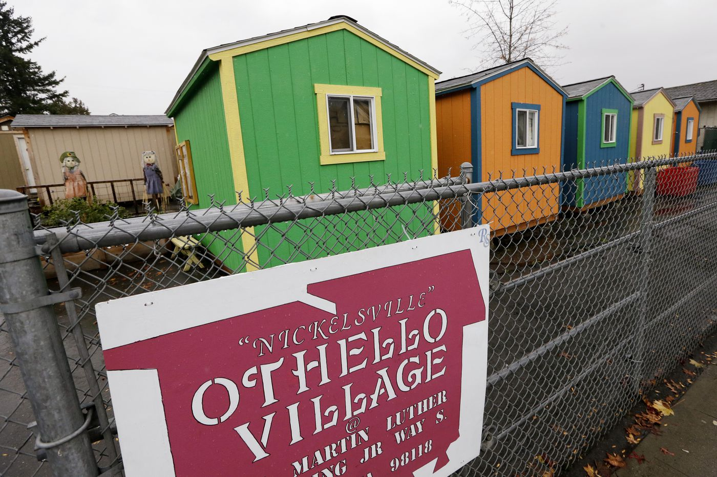 Could tiny houses help solve Philly's big homelessness problem?