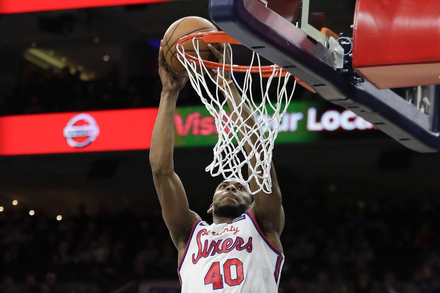 Sixers clear NBA Disney World quarantine, Glenn Robinson III happy to be back on the court