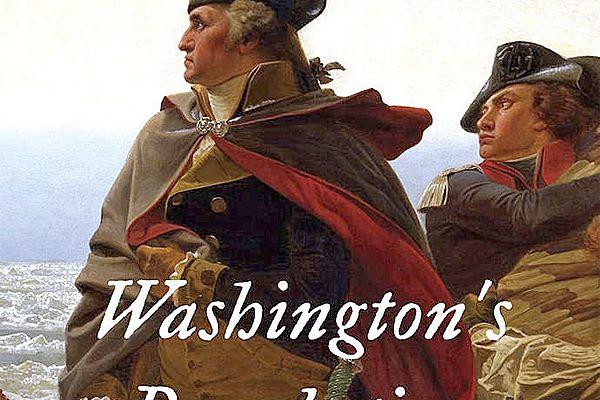Books: 'Washington's Revolution' revolves around first president