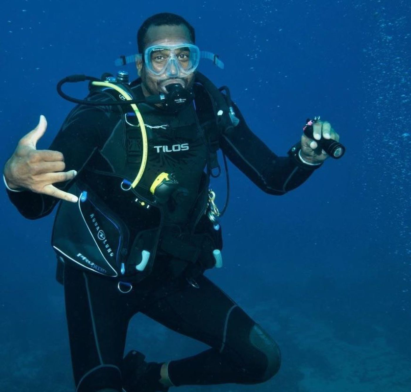 32f93d064 Jayson Williams participates in adventure therapy at his new drug and  alcohol treatment facility in Florida