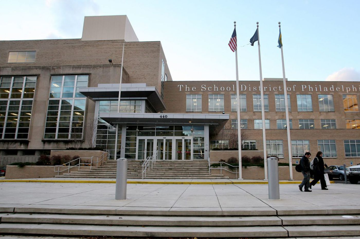 Who are the 18 new candidates Kenney will consider for school board seats?