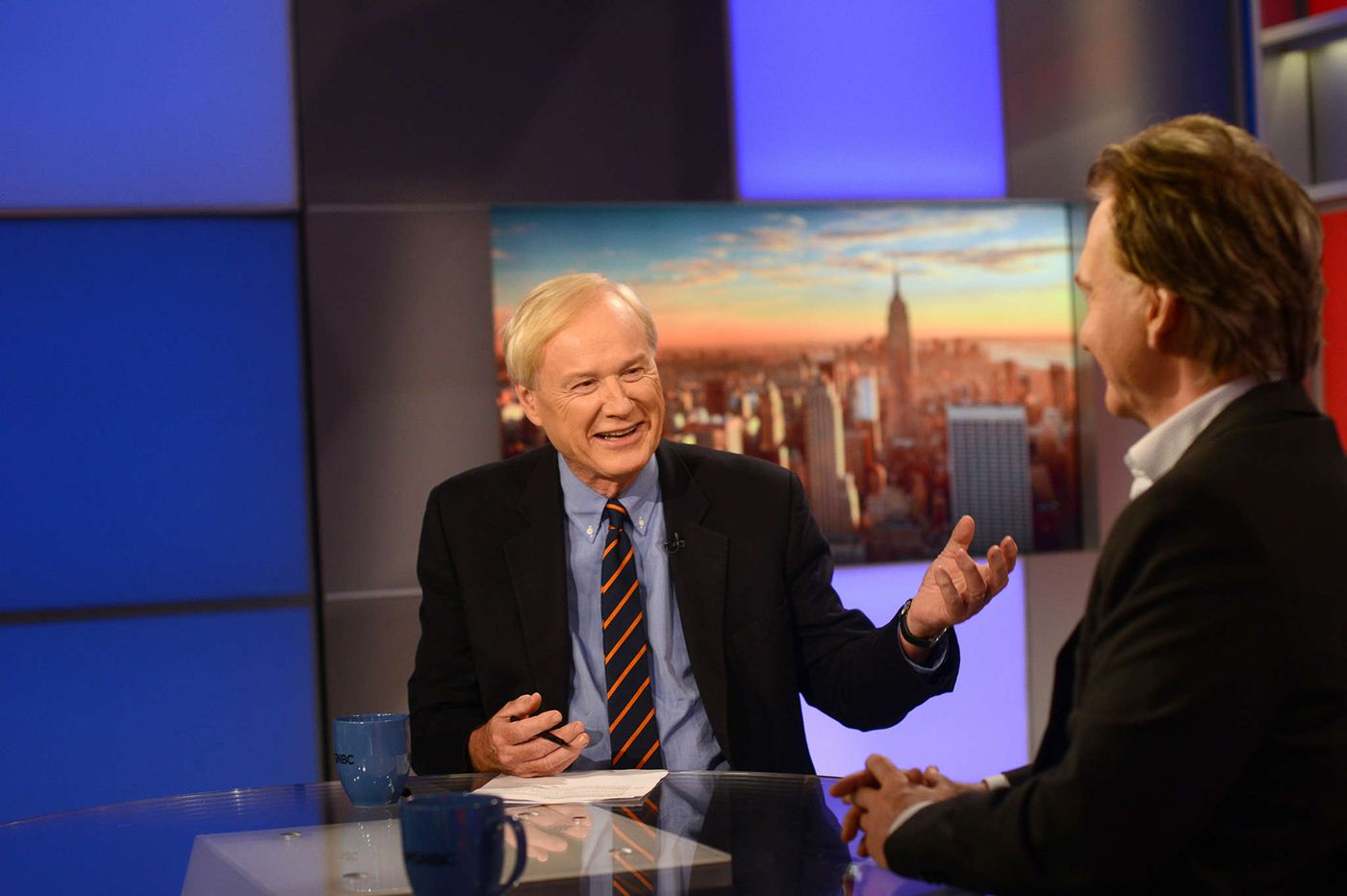MSNBC host Chris Matthews had prostate cancer surgery. What comes next?