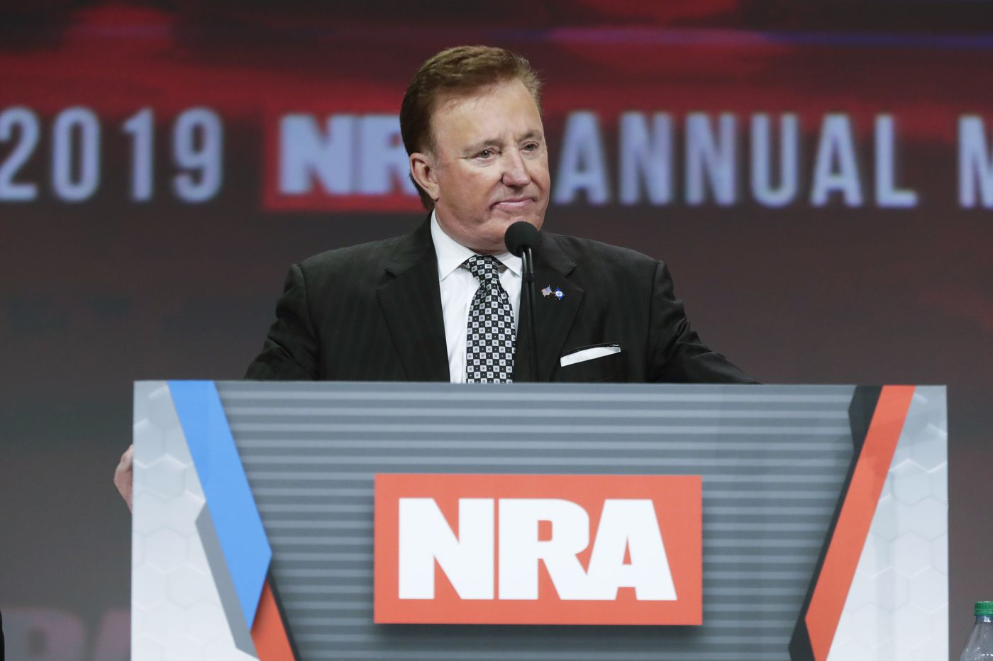 NASCAR team owner Richard Childress resigns from NRA, the sixth board member to exit since May