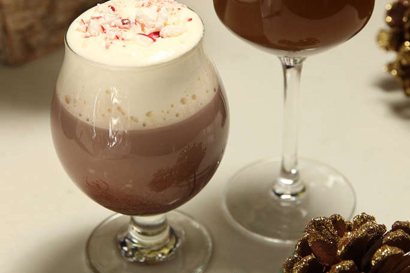 Be creative with holiday cocktails, mocktails