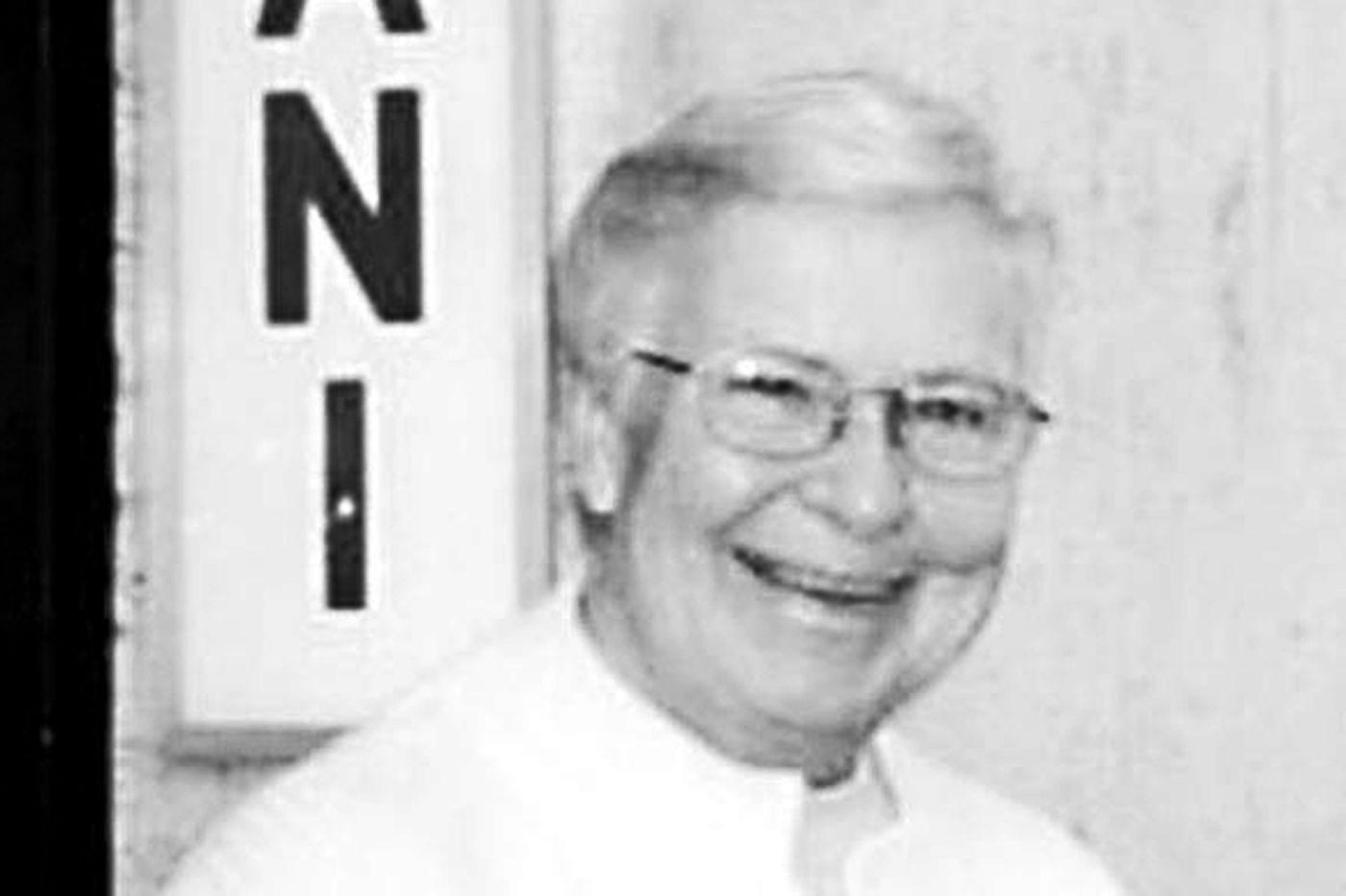 Sister Joan McIntyre, 84, teacher