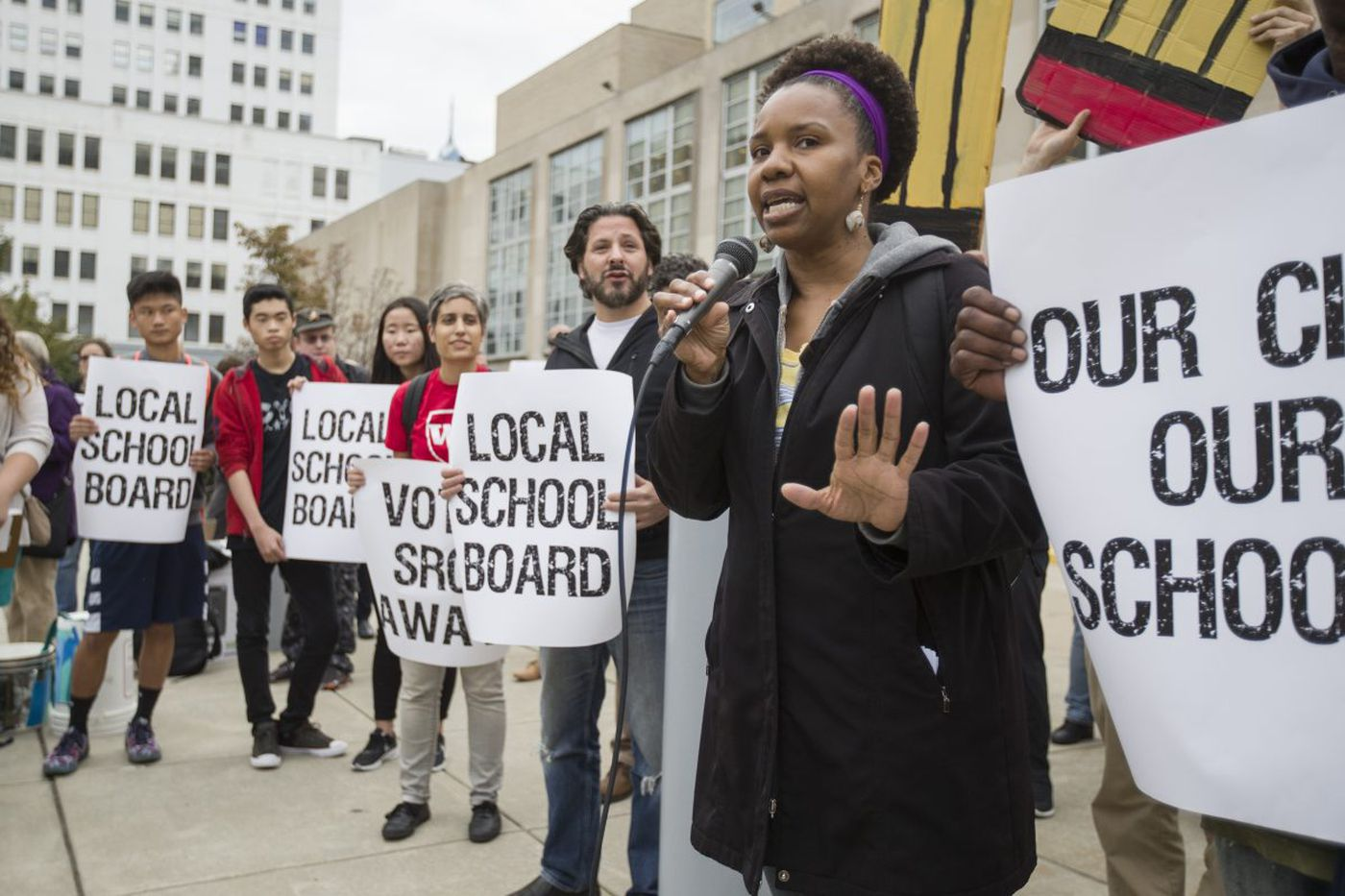 Let's create a true People's School Board to undo the damage of the SRC | Opinion