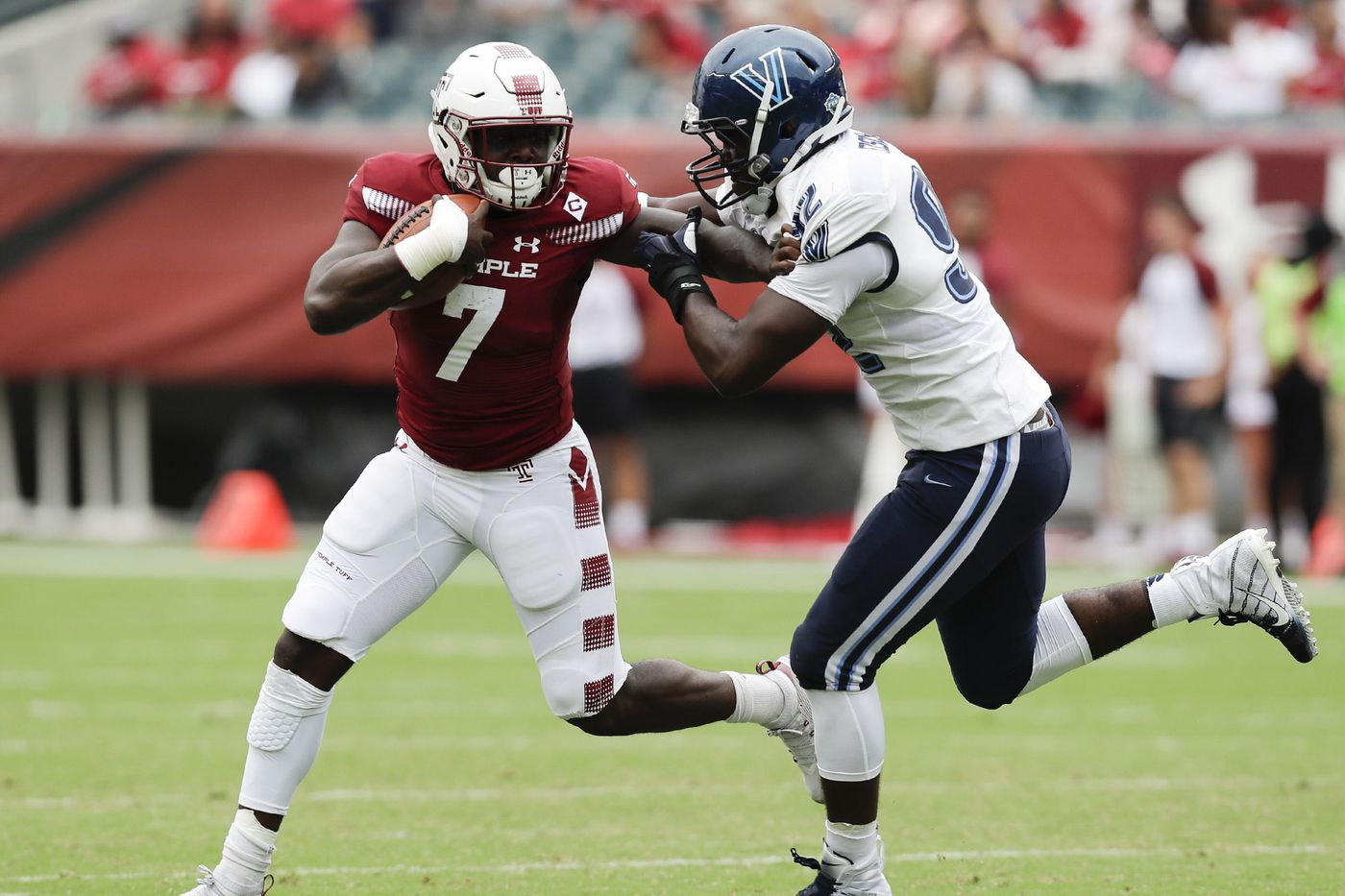 Temple's running game needs to step up against Buffalo