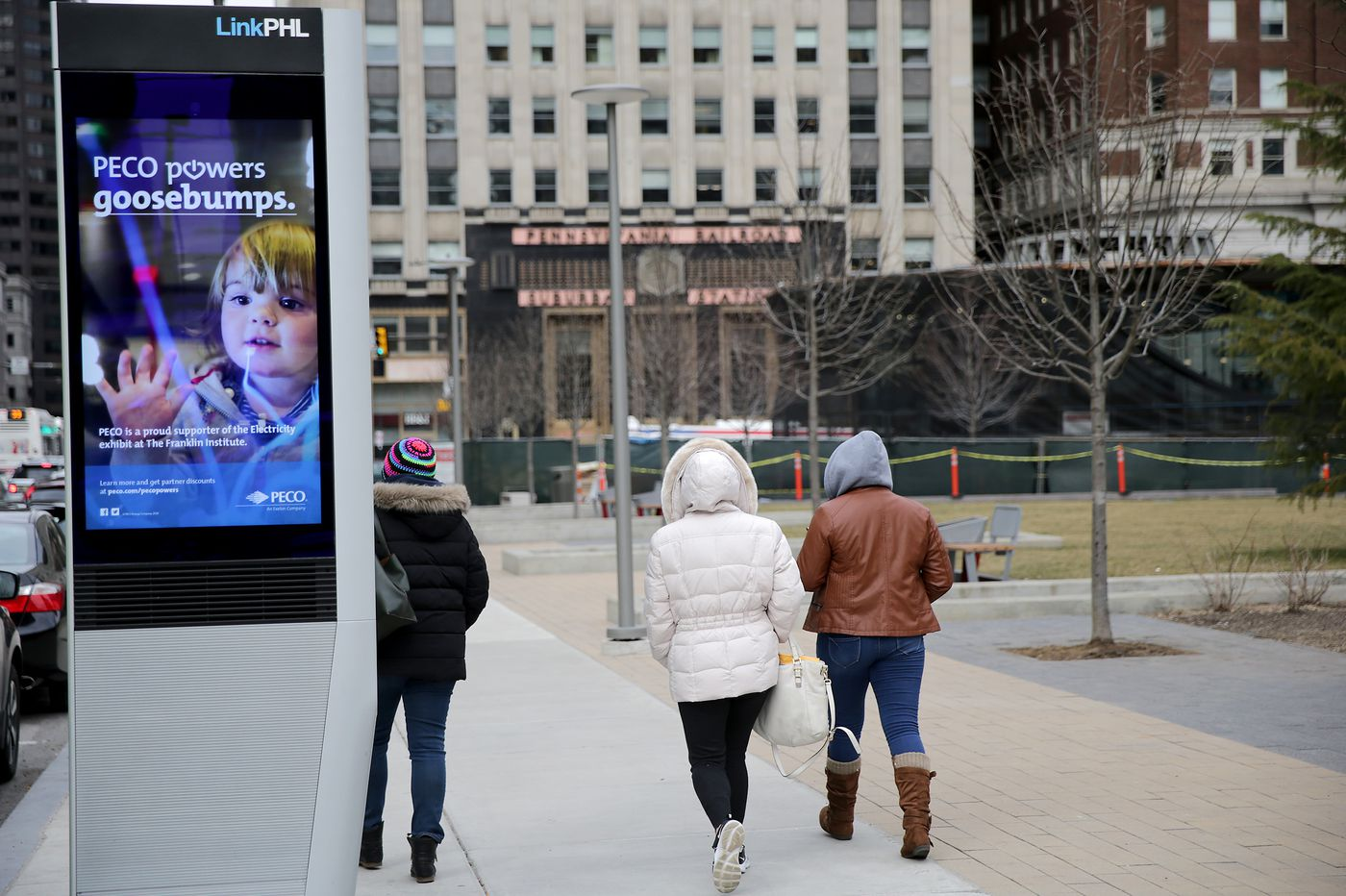 PennDot calls out Mayor Kenney, Council on digital kiosks over ad screens that could cost city millions