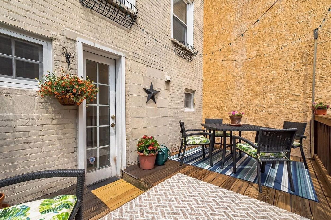 On the market: Two-bedroom Fitler Square townhouse for $525,000