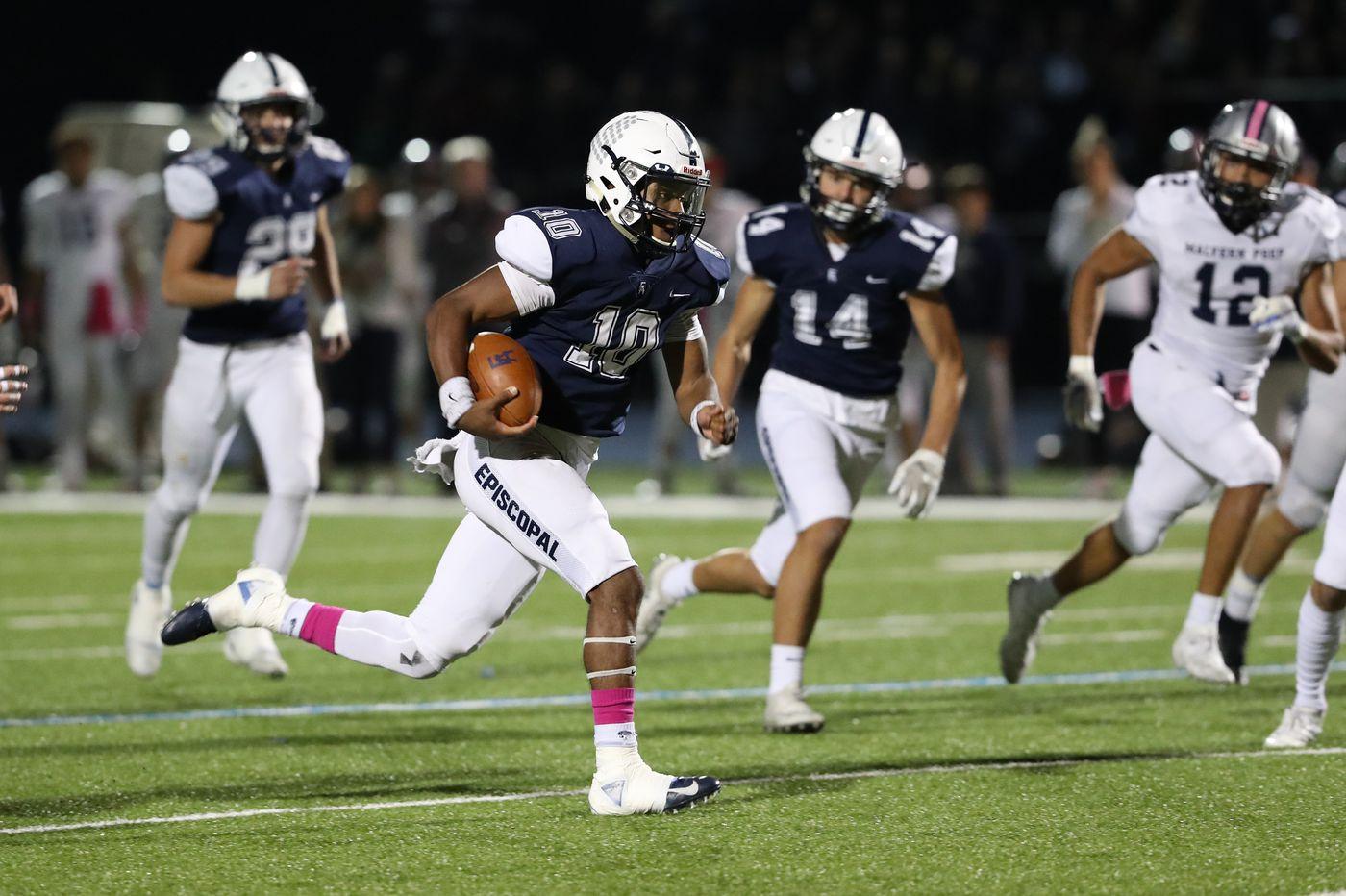 Controversial play seals Germantown Academy's wild win over Episcopal Academy