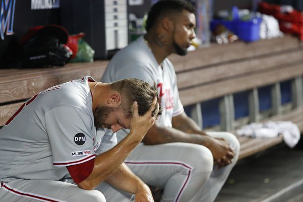 The 10 Phillies' first-half defeats that were most difficult to digest