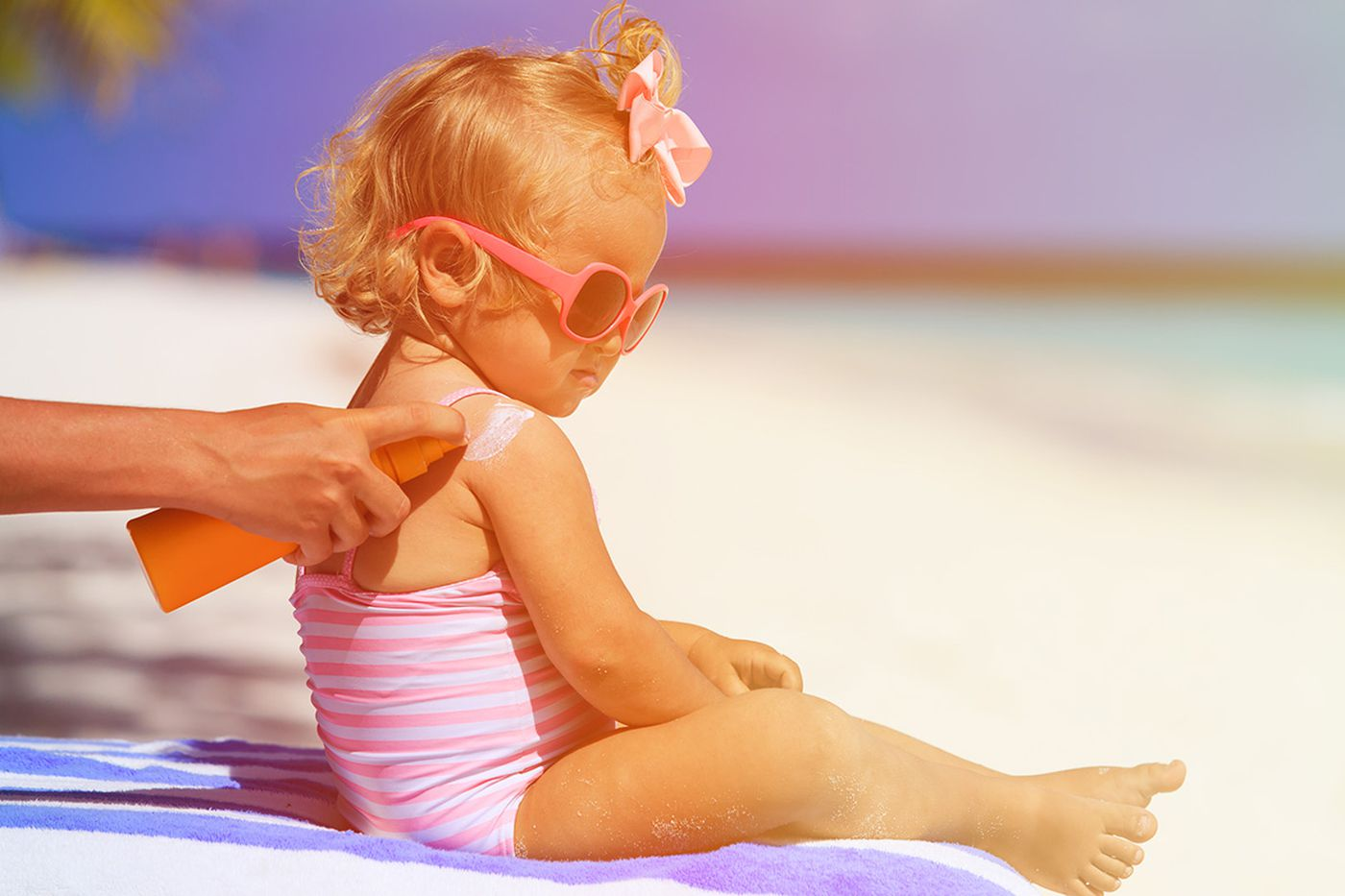 The best and worst kids' sunscreens, from the Environmental Working Group