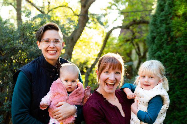 Parent Trip: Kimber and Jackie Hamilton of Wynnewood