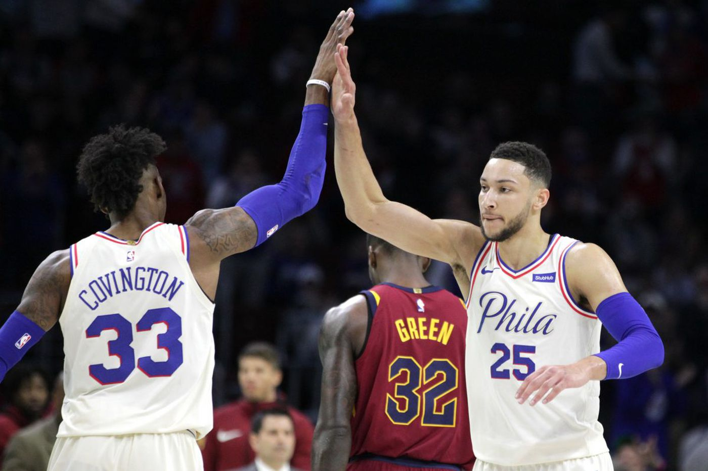 Sixers' confidence has helped them emerge as one of the top teams in the Eastern Conference