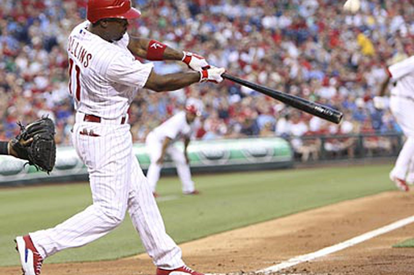 Phils' Rollins going to White House to promote PSA