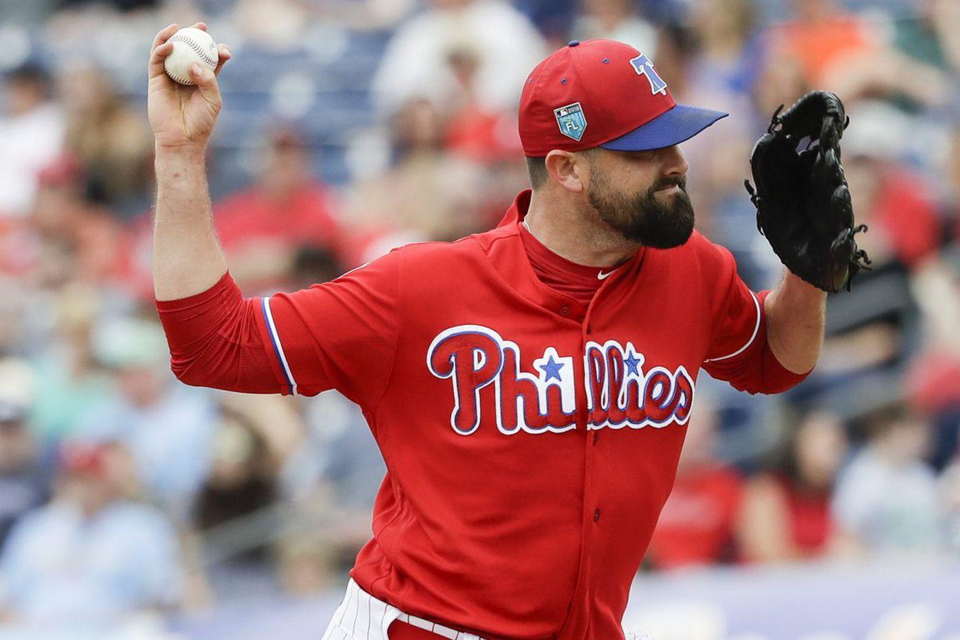 Gabe Kapler 'can't wait' to have Pat Neshek back in Phillies bullpen