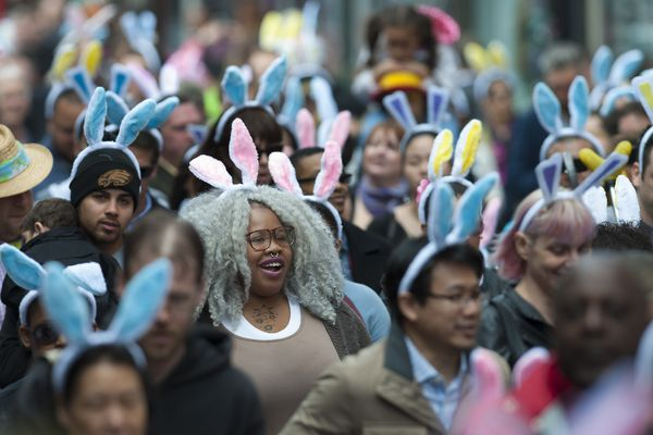 7 days of things to do, April 21 to 27: Easter Promenade, Parks on Tap kickoff