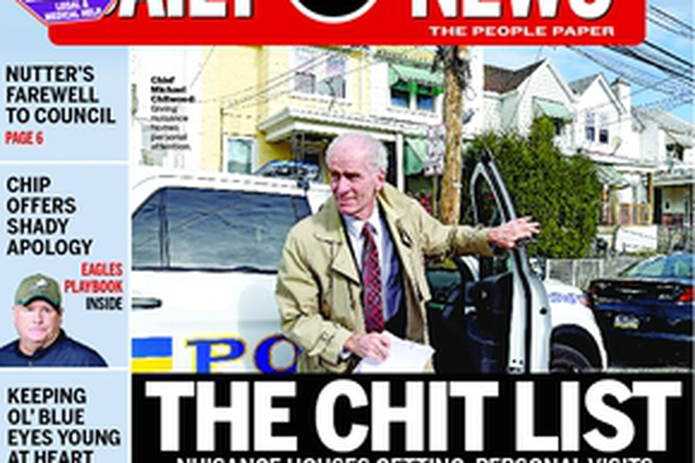 Dailynews Monthly Covers 12/11/15
