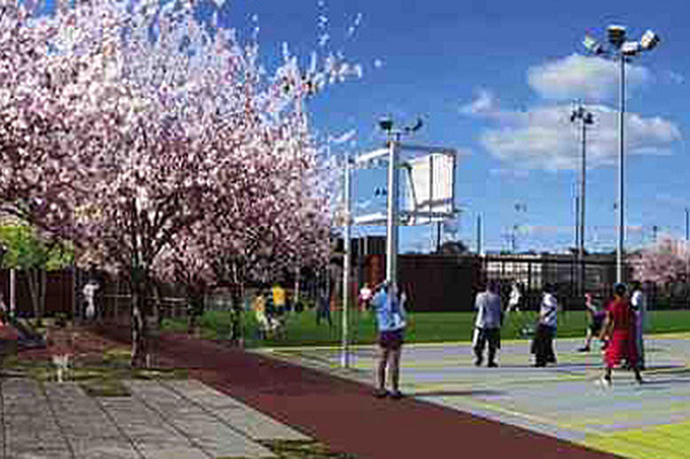 City plans proliferation of small parks