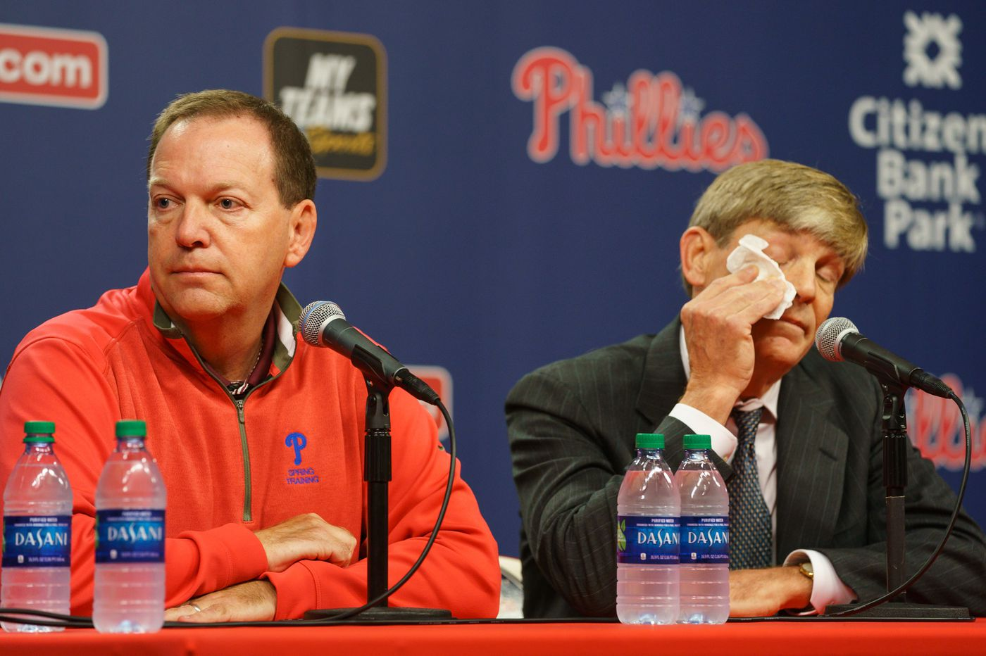 Phillies chairman David Montgomery was the face of courage and grace in his final years | Mike Sielski
