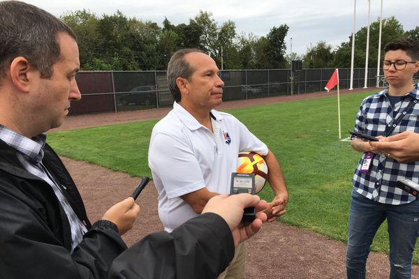 Sky Blue FC, NWSL executives grilled on New Jersey club's struggles as draft picks threaten to not play there