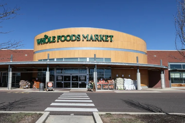 The Whole Foods at Plymouth Meeting Mall was one of the first in the nation to be in a mall.