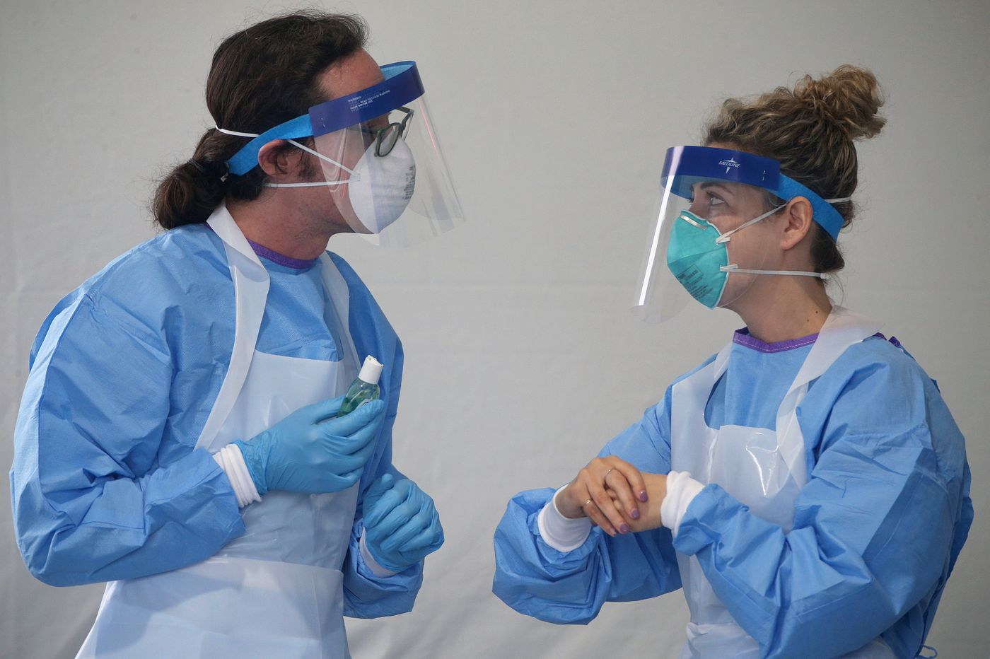 Physicians facing coronavirus: 'This is a war. We are soldiers.' l Expert Opinion