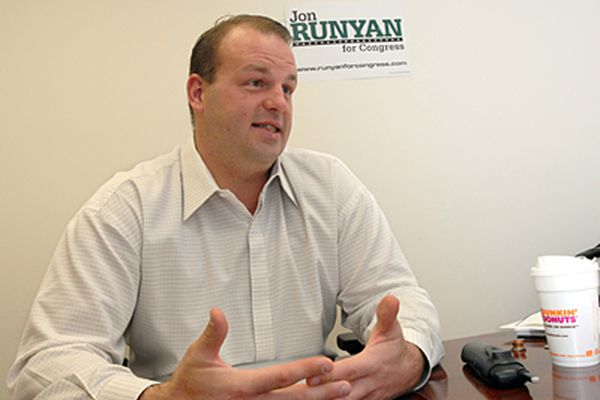 Runyan says he's undecided on adding new gun limits