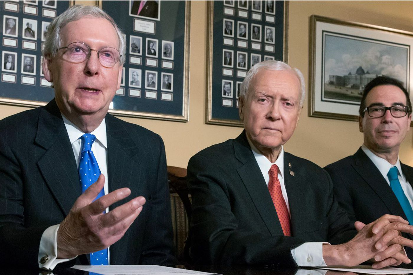 Analysis: Winners and losers in the Senate GOP tax plan
