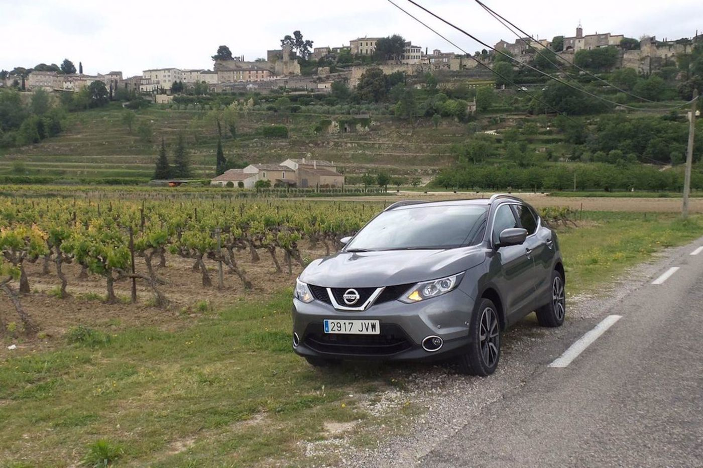 Nissan goes a little Rogue with Qashqai