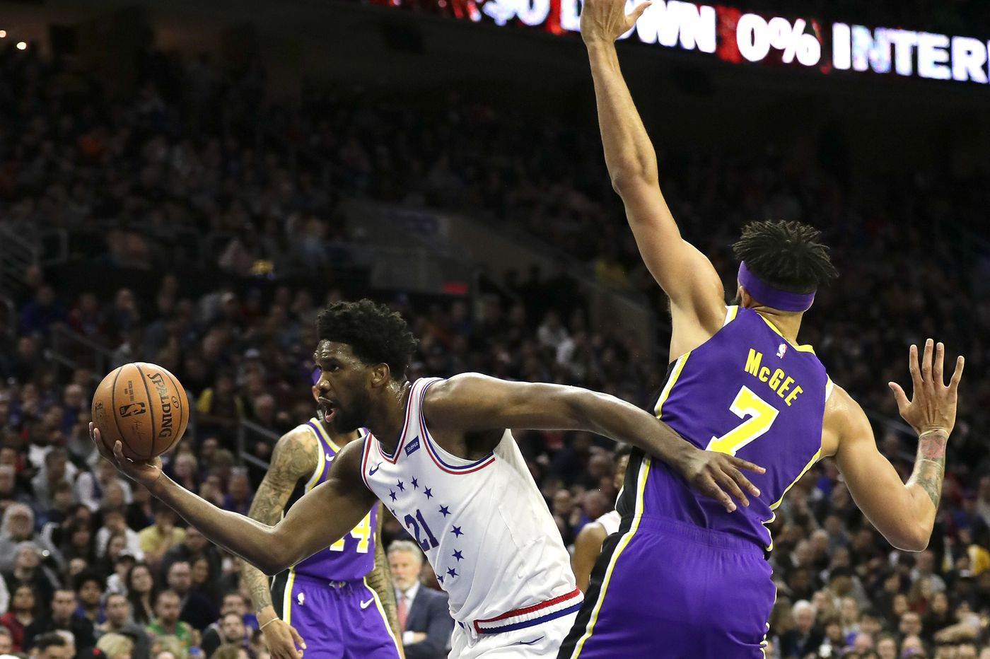 Sixers' free-agency wish list should prioritize a backup center who would allow Joel Embiid to play significantly less | David Murphy