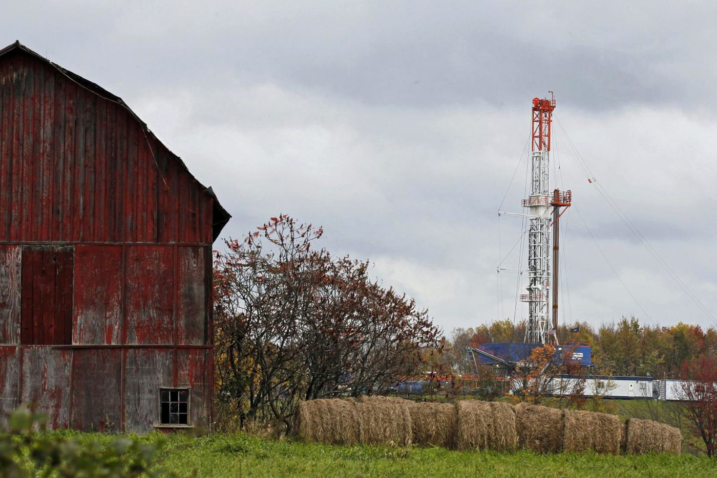 Delaware River agency advances ban on shale-gas drilling