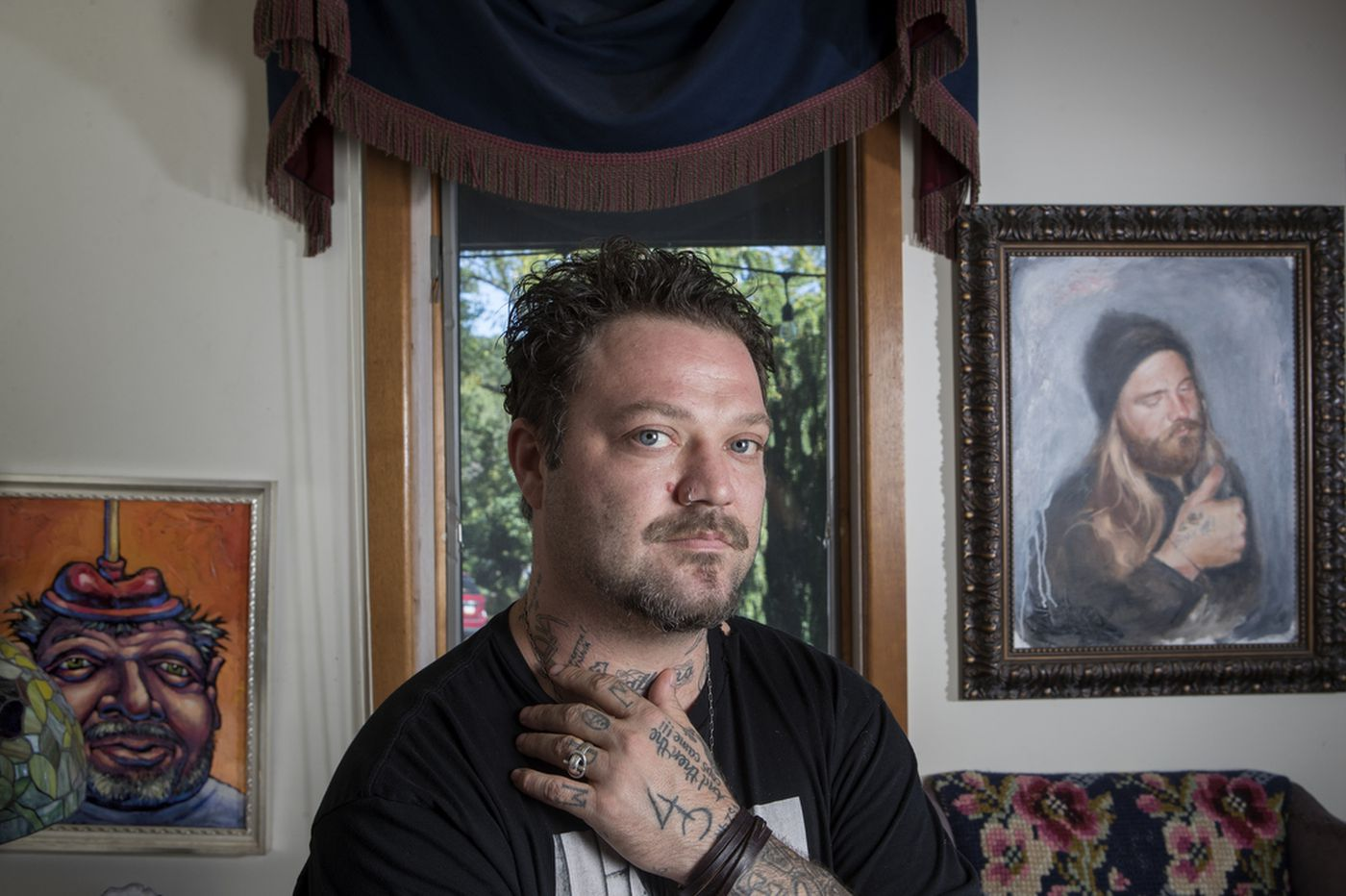 Bam Margera sends update from rehab: 'I'm 39 years old, the party is over'