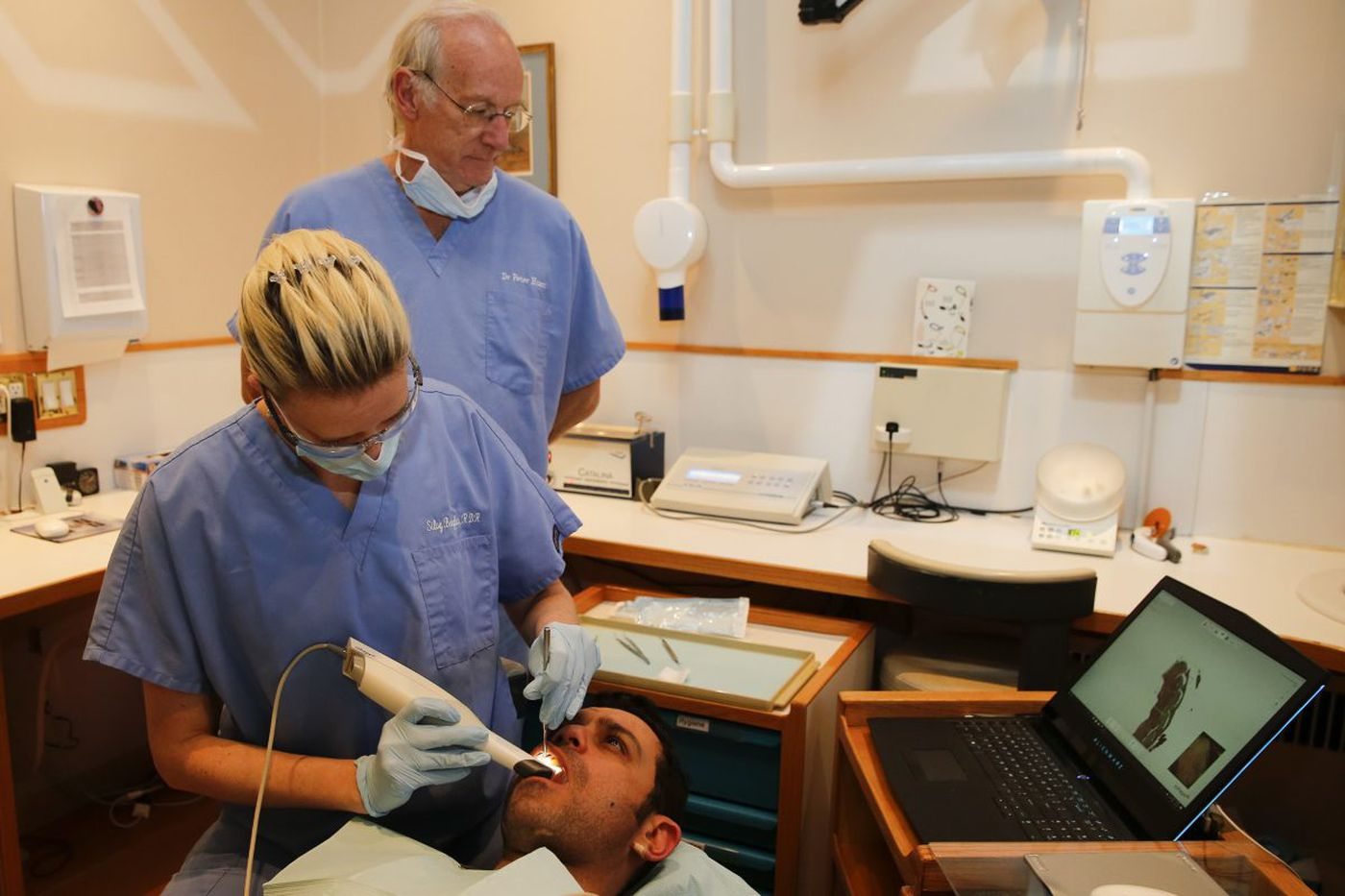 How this Philly dentist helped get the Eagles to the Super Bowl