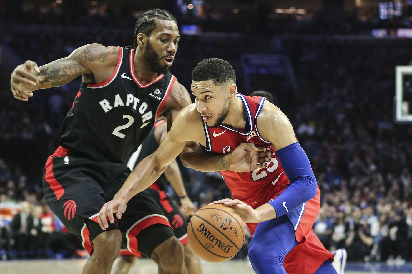 The Sixers are a more mature team now than the last time they faced the Raptors. Will it matter in their playoff series? | David Murphy