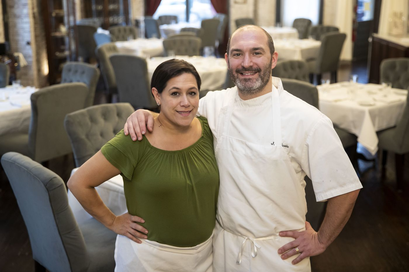 North Broad's Cicala, in the chef-owner couple's own words