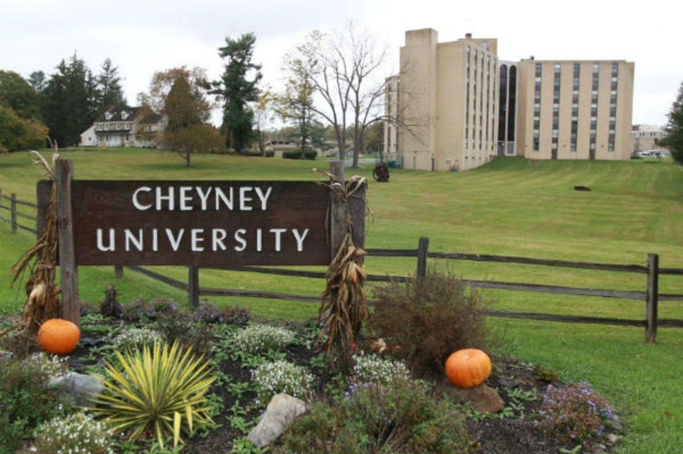 State throws Cheyney University $30 million lifeline