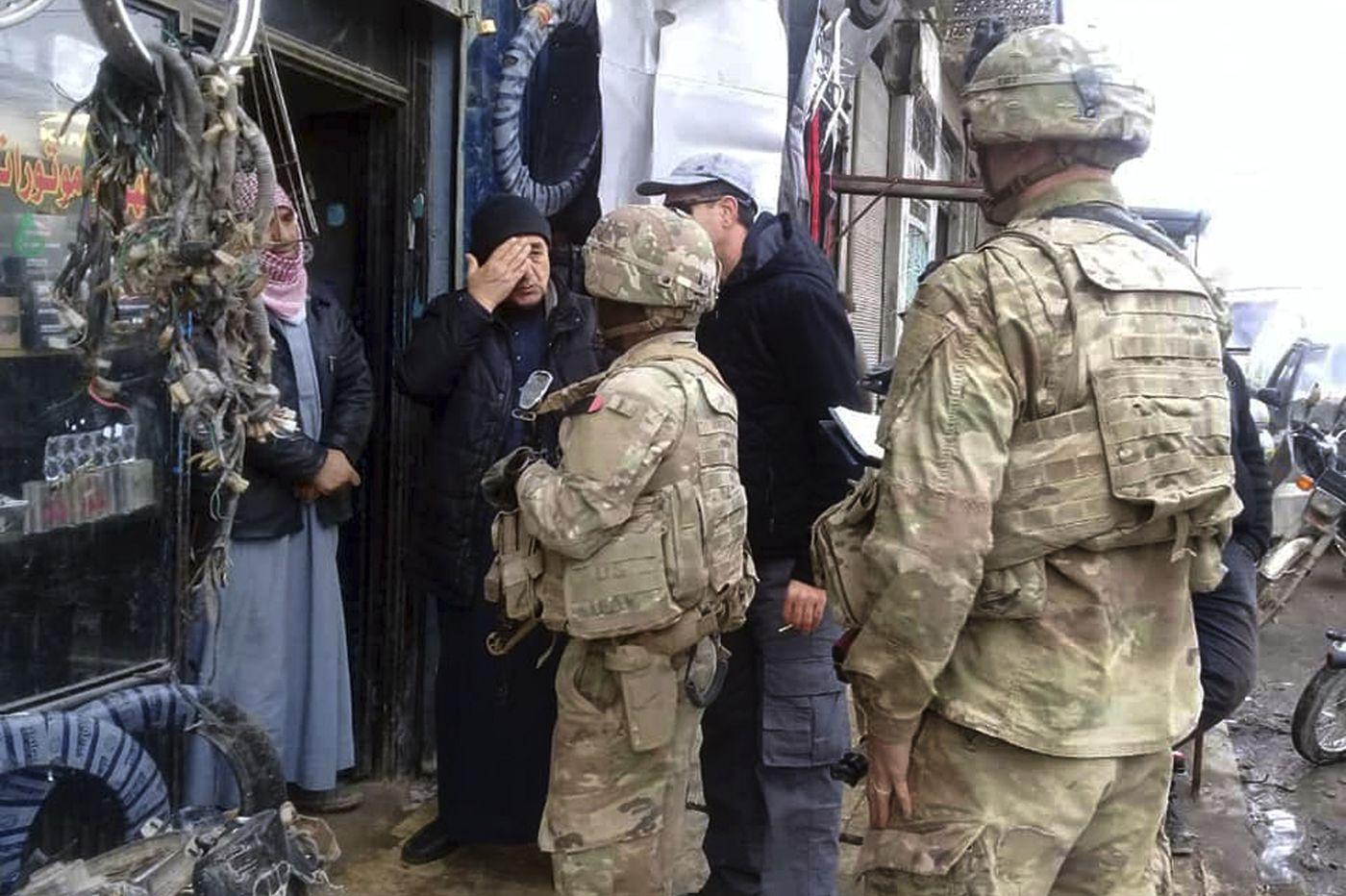 Turkey masses troops near Kurdish-held Syrian town