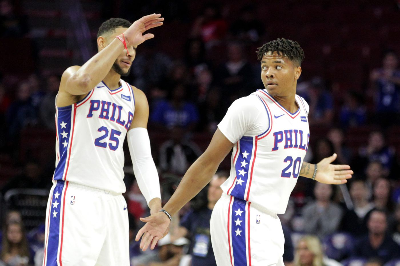 The Sixers have problems when Markelle Fultz and Ben Simmons share the court | Film review