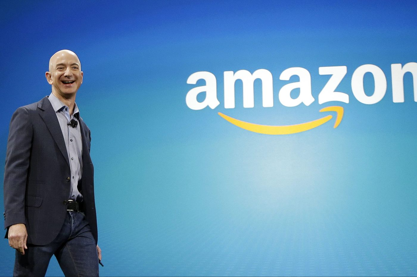 Bezos, Amazon board visiting Washington, but no headquarters announcement planned