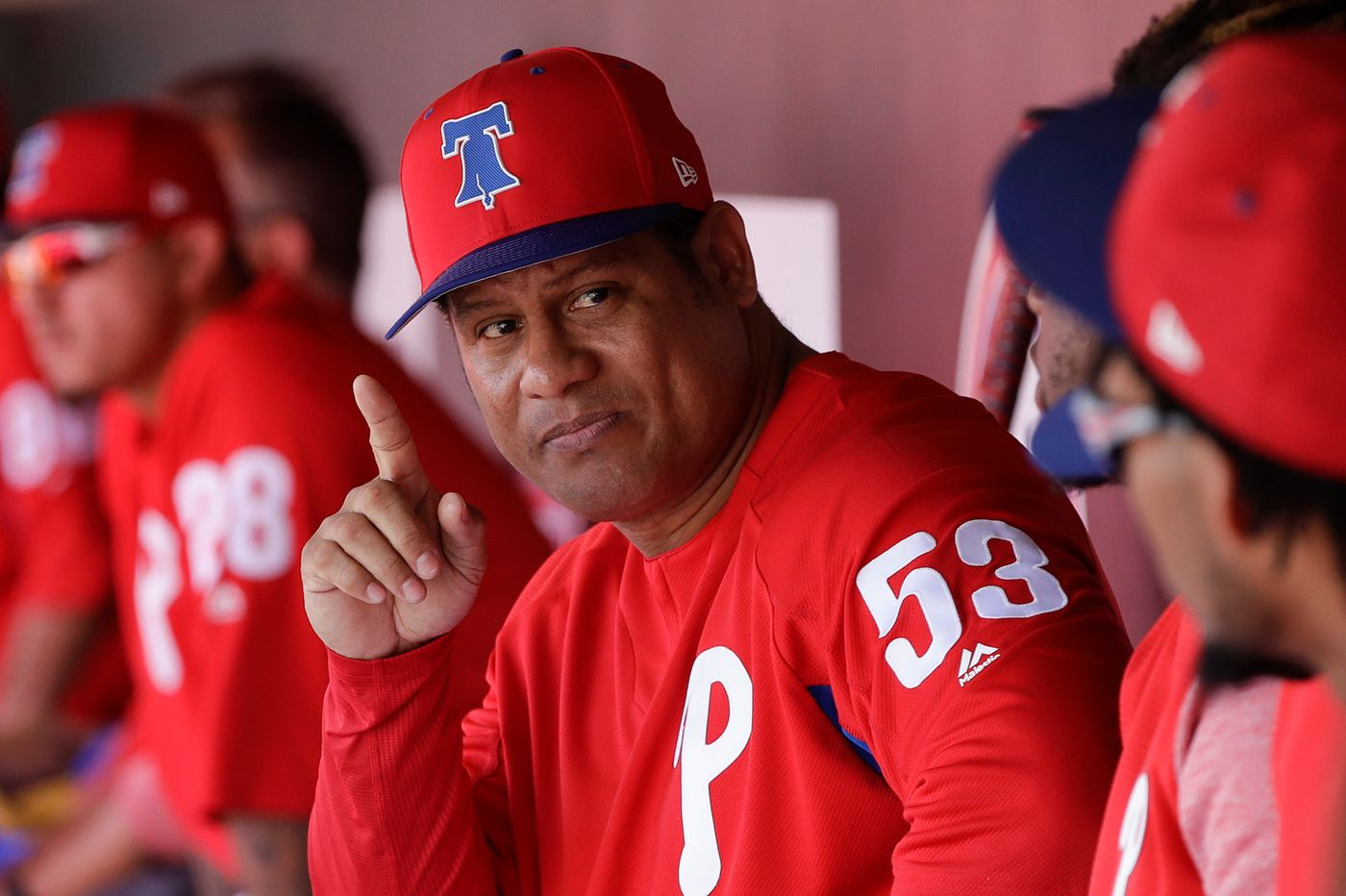 Bobby Abreu selected as Phillies' 2019 Wall of Fame inductee