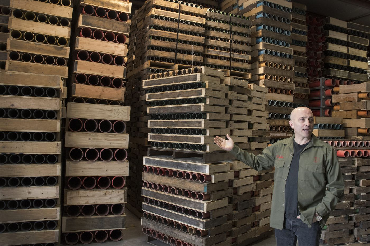 In western Pa., 'America's Fireworks Capital' takes another hit but sees bright skies ahead