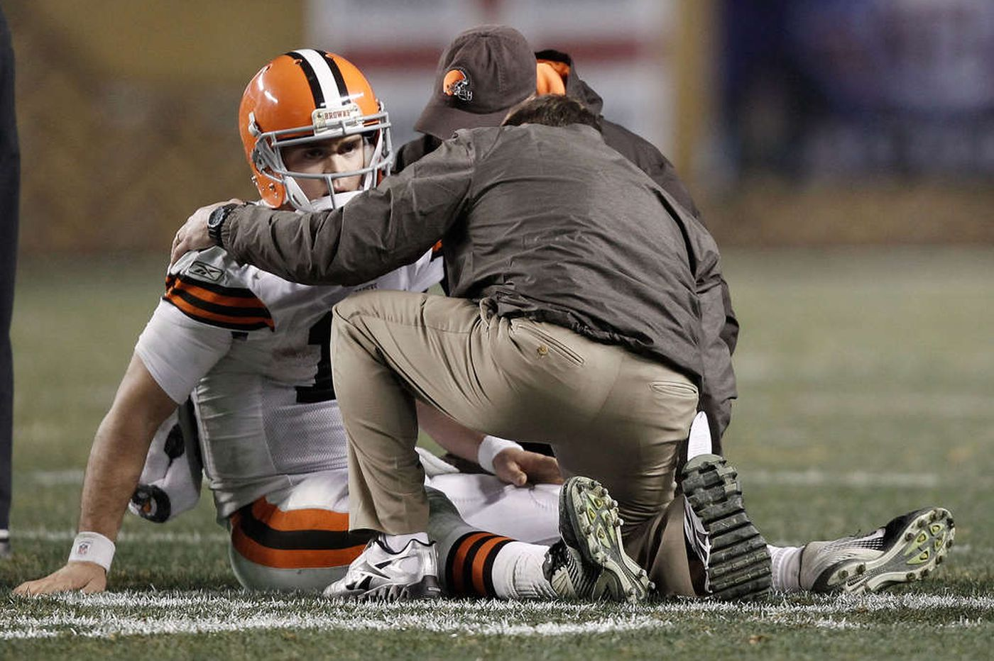 McCoy's father blasts Browns on treatment
