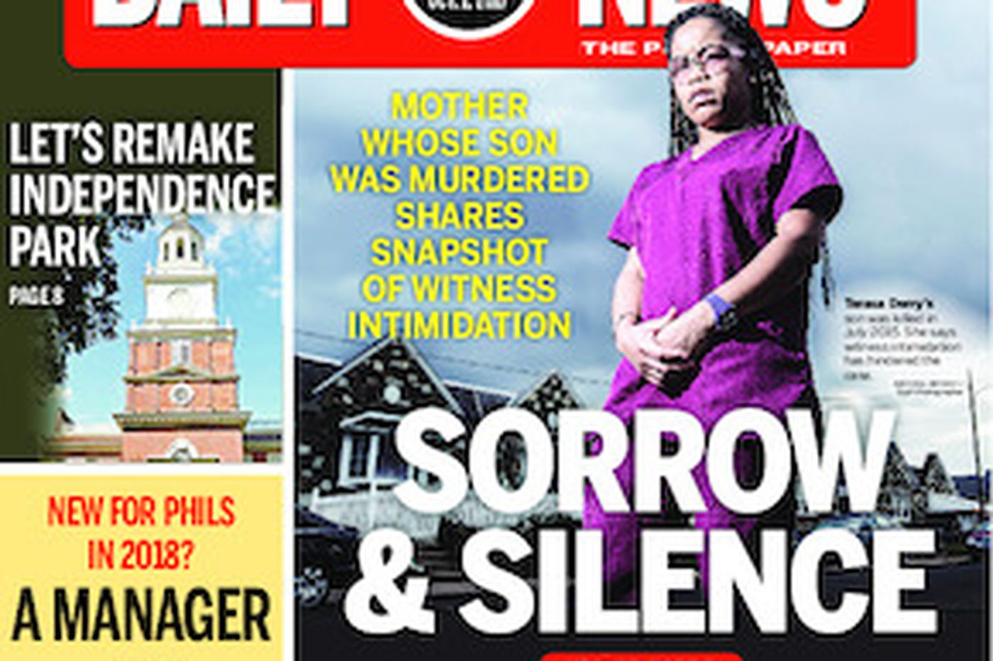 Dailynews Monthly Covers 09/30/17