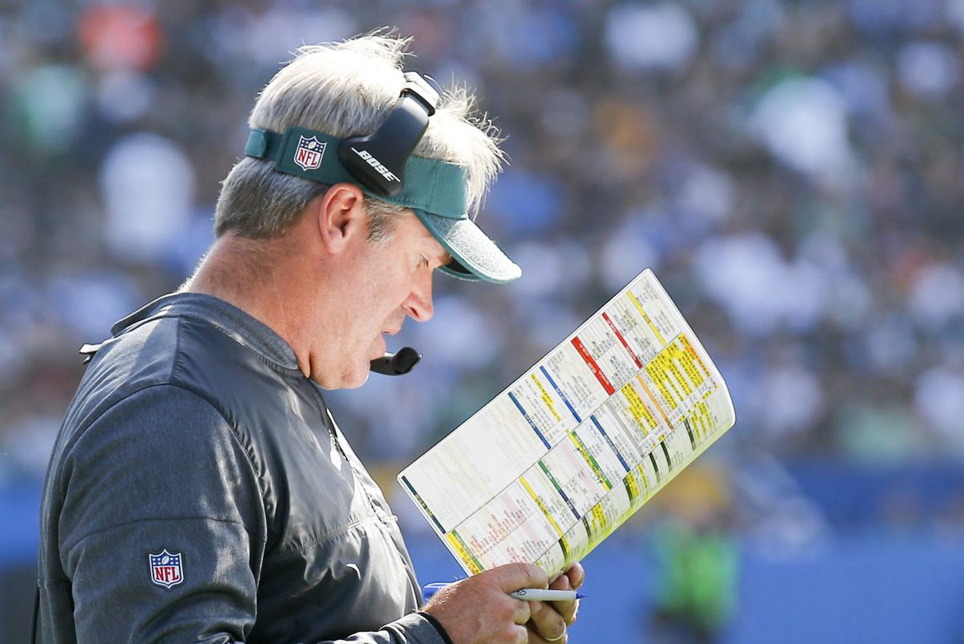 Eagles turn the page to Week 8 | Early Birds