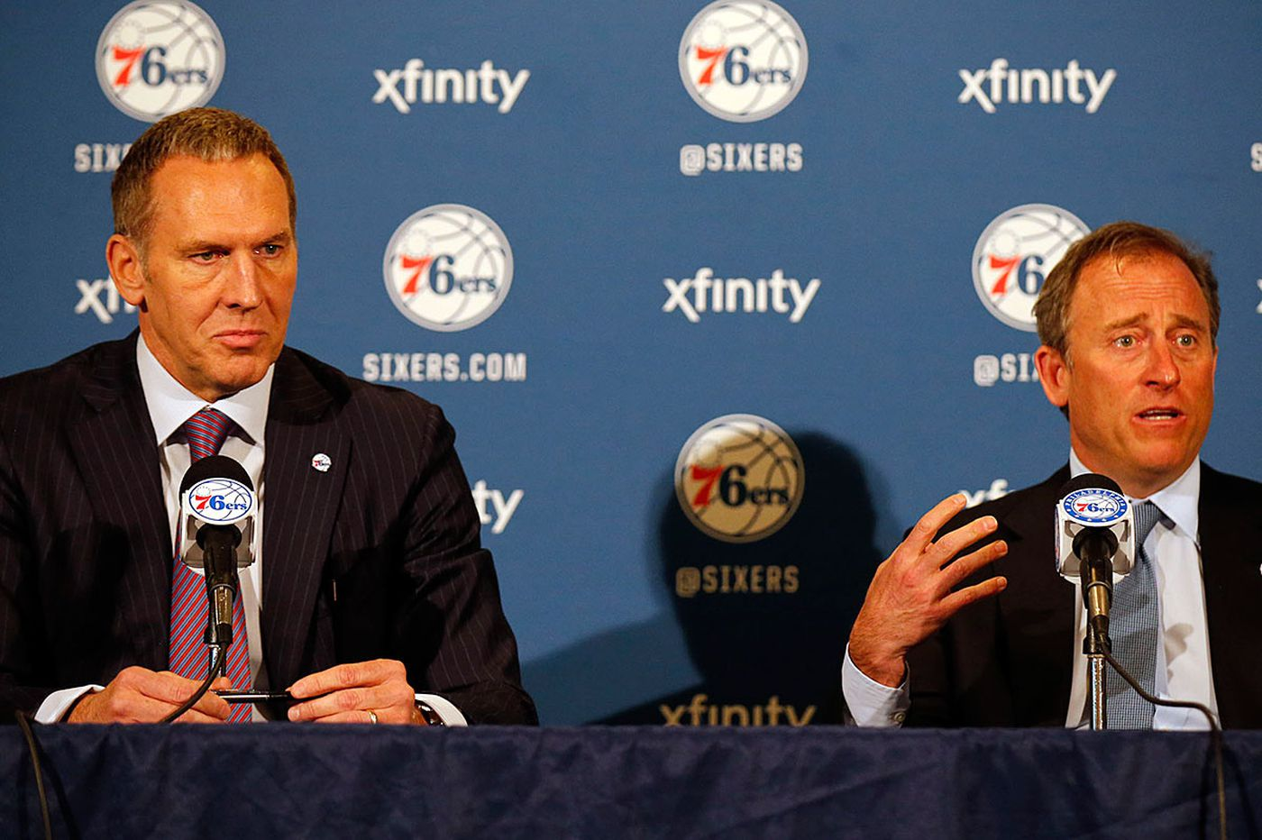 Sielski: In stringing everyone along, 76ers show things are same as always